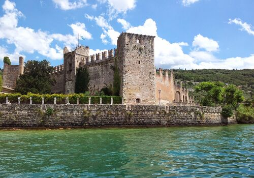 Torri del Benaco and surroundings - Lake Garda