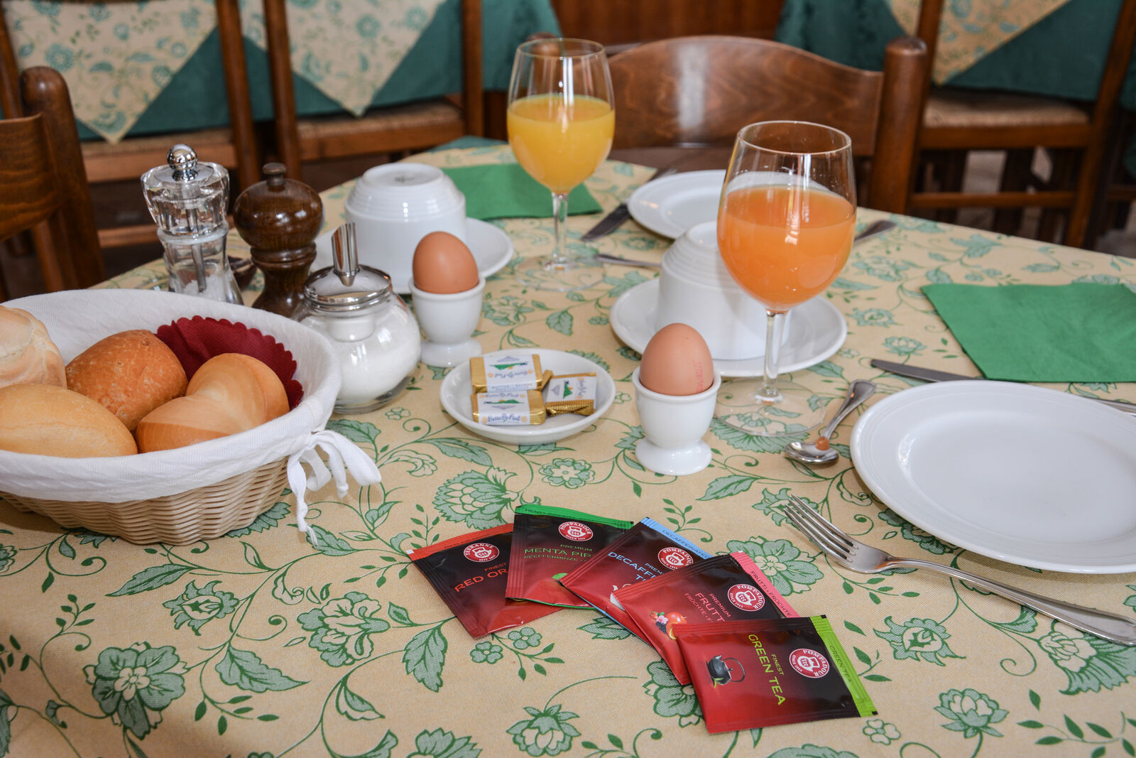 Locanda Speranza - Breakfast